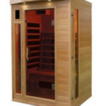 2 Person Far Infrared Sauna Sales