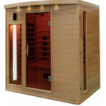 4 Person Far Infrared Sauna